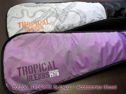201206月 TROPICAL BLENDS  Accessories-PADDLE COVER