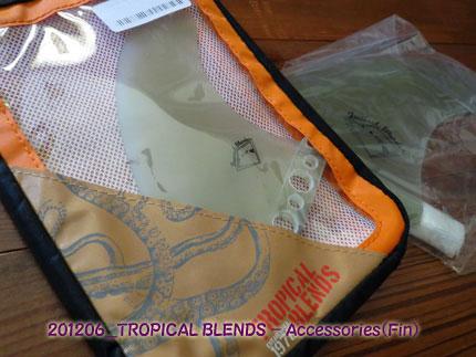 2012年6月 TROPICAL BLENDS Accessory(Fin)