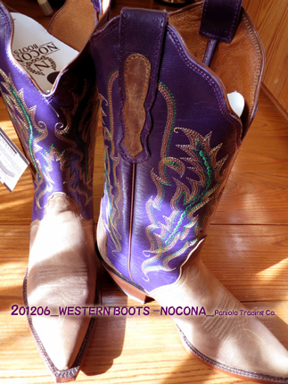 2012年6月 WESTERN BOOTS -NOCONA_Paniolo Trading Co.