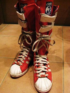 2005年1月 adidas(Missy Elliott コラボ)