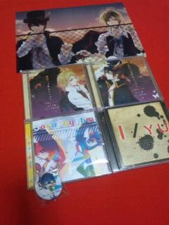 夏コミ後半組CD