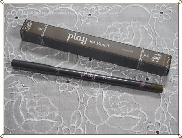 【エチュードハウス】Play101Pencil