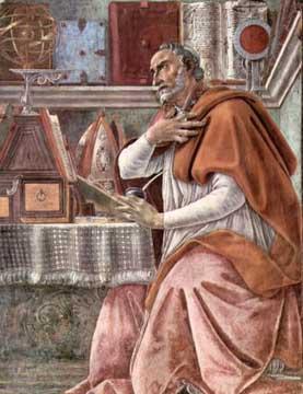 アウレリウス・アウグスティヌス