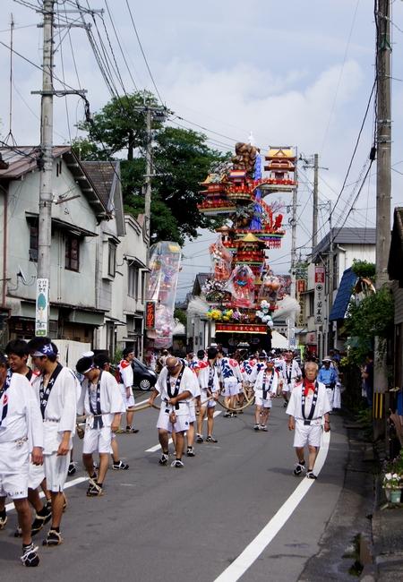 240721 昼日田祇園祭1