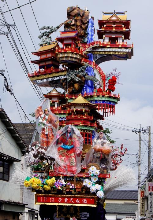 240721 昼日田祇園祭2