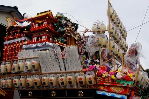 240721 豆田日田祇園祭1
