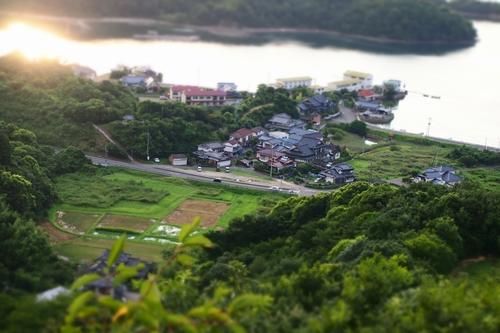 240816 高舞登山夕陽6