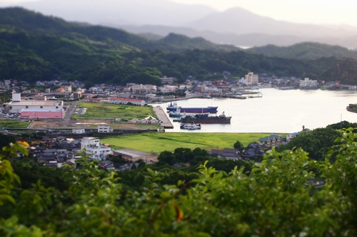 240816 高舞登山夕陽7