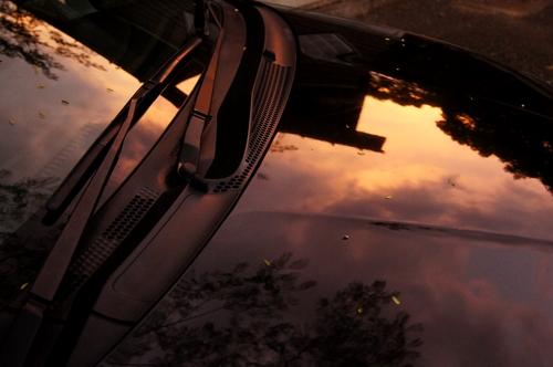 240816 高舞登山夕陽20