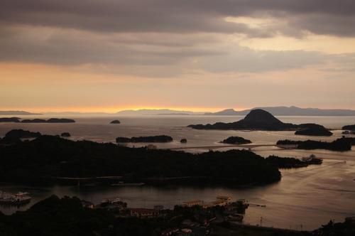 240816 高舞登山夕陽18