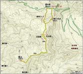 241006 俵山ルートマップ