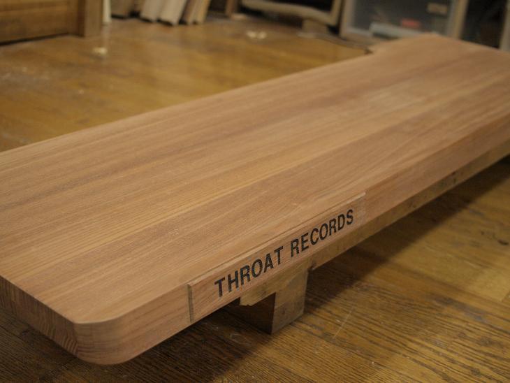 THROAT RECORDS カウンターブログ5