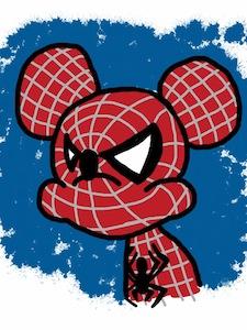 ミキ×蜘蛛