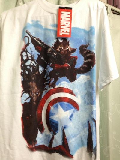 ガーディアンズ・オブ・ザ・ギャラクシー(Tシャツ)