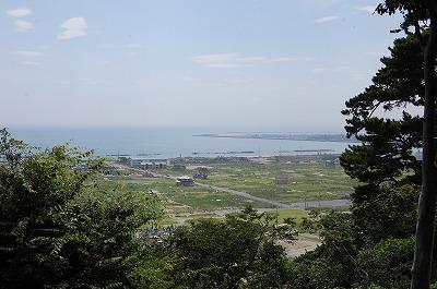 20120816日和山公園眺め