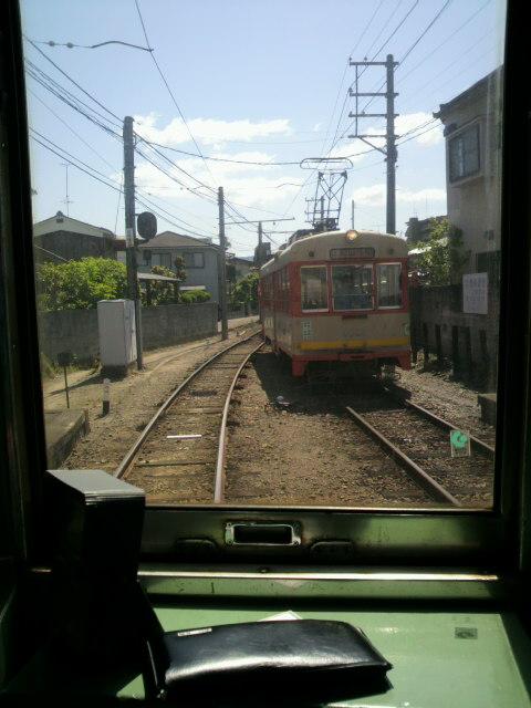電車に乗ってみつけよう! 西瀬戸内の旅2013.5.1-5【8】 伊予鉄道城北線