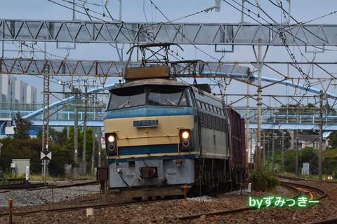 EF66-52 5097レ