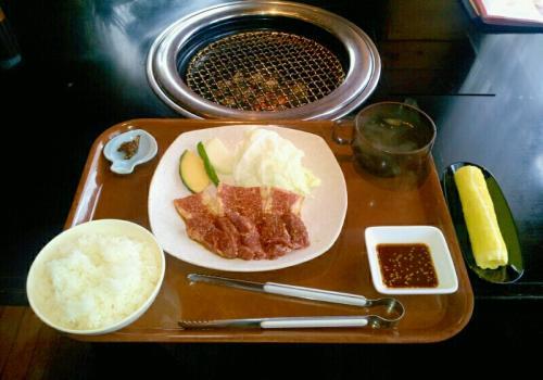 500円焼肉