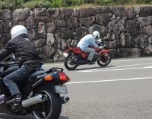 おじさんバイク3