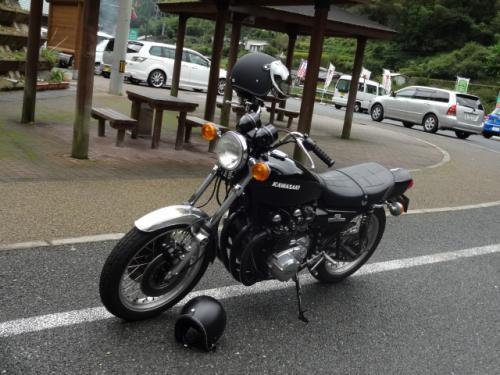 633美 バイク②