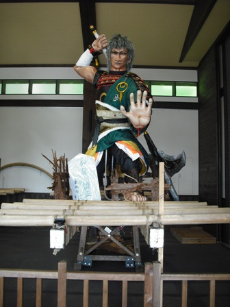 蓬莱祭・加藤清正