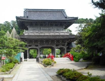 総持寺・山門
