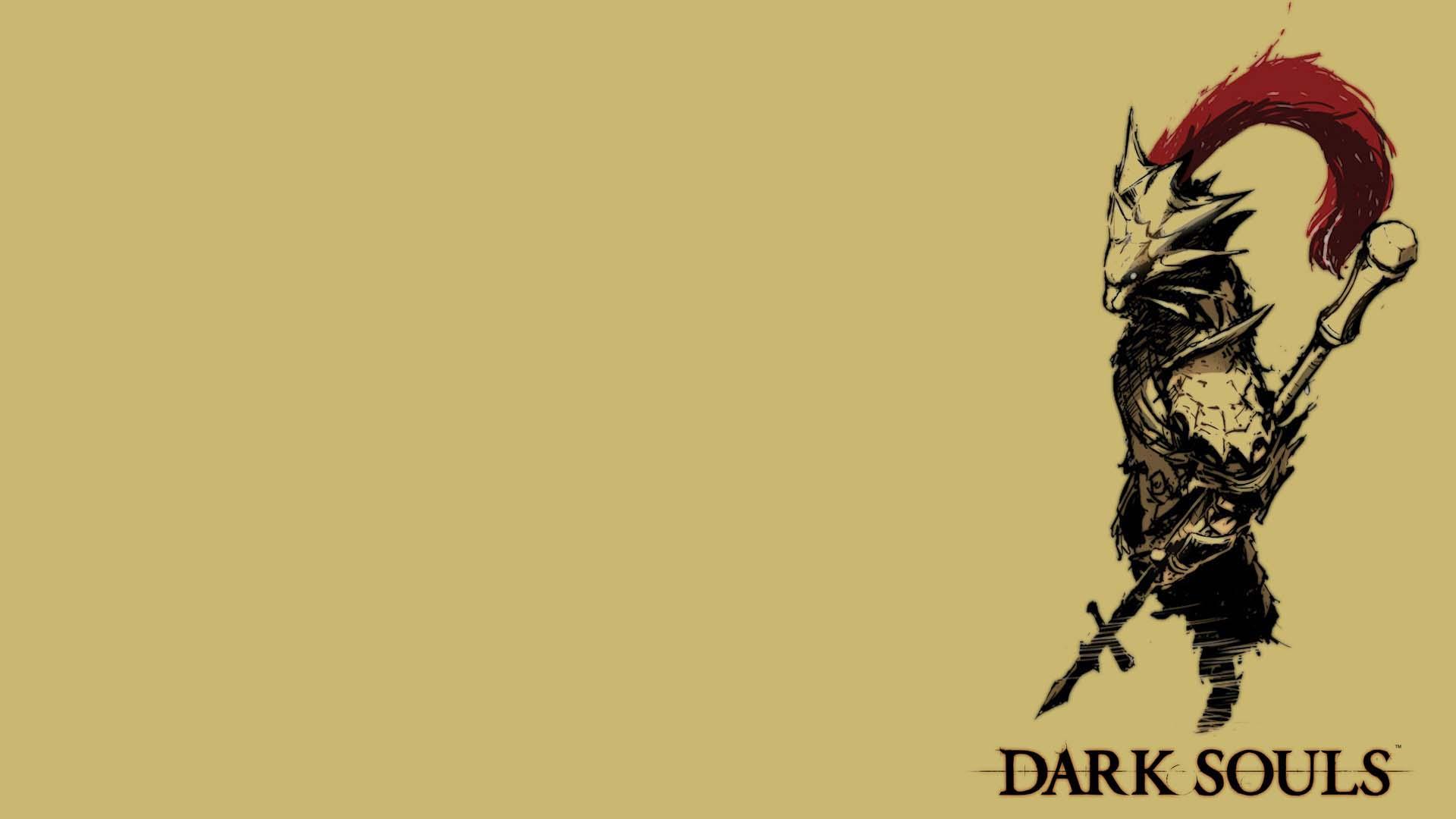 ダークソウルの左空き壁紙1