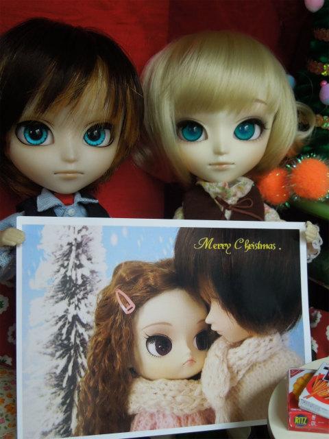 クリスマスプレゼント♪1