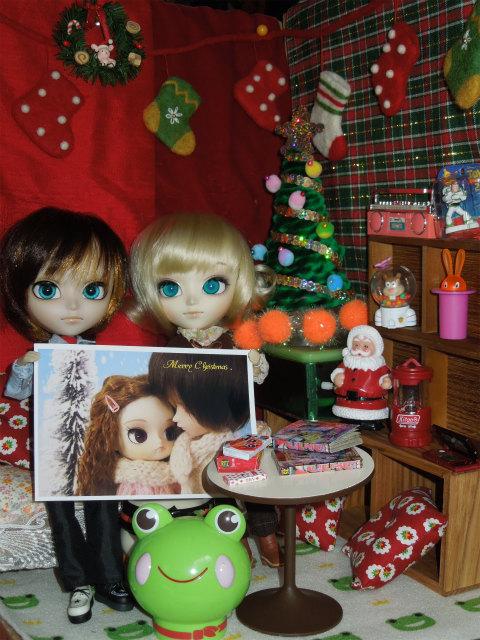クリスマスプレゼント♪2