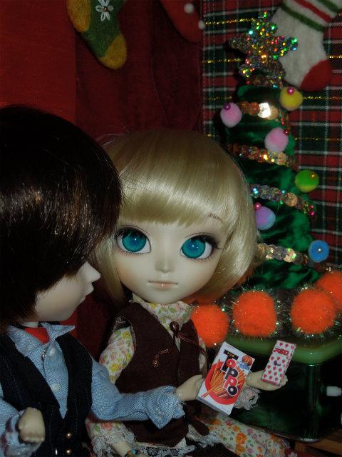 クリスマスプレゼント♪7