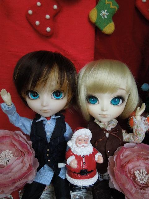 クリスマスプレゼント♪10