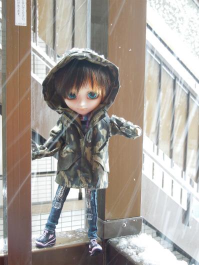 雪の日11