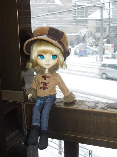 雪の日20