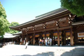 明治神宮 070623-053-Meiji-Shrine