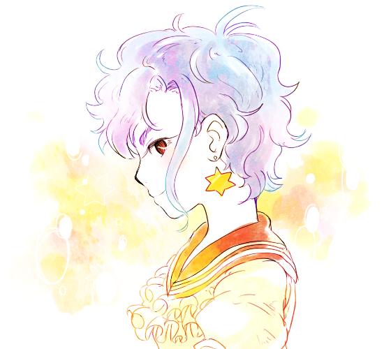空のお姫さま
