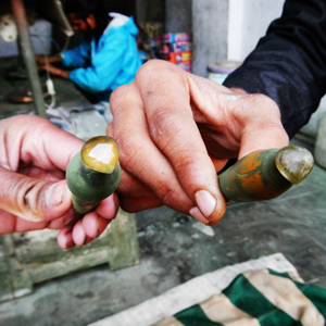 石の研磨ジャイプル