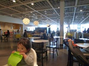 IKEA カフェテリア