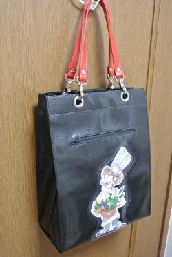 コックさんシリーズトート②2012.7.20