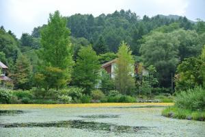 軽井沢レイクガーデン①2012.9.9