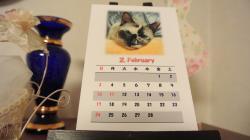 2013ニャンズカレンダー2012.12.28