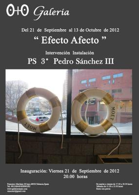 PS3* Pedro Sanchez3, La Galeria O+O