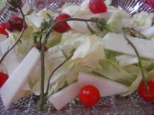 ひかり輝く自然界からのおくりもの-無農薬サラダ