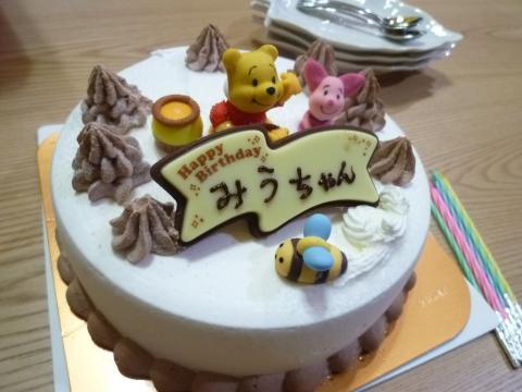 美羽6歳Birthday5