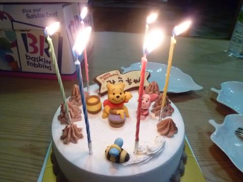 美羽6歳Birthday6