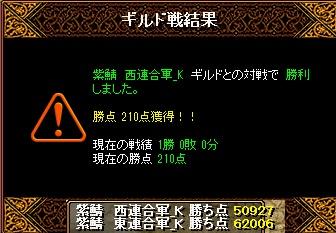 20141002東西戦5日目