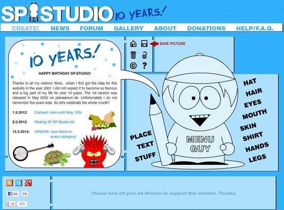 sp-studio 2