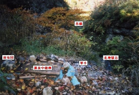 妙高検証源泉~吊橋