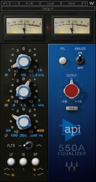 API 550A