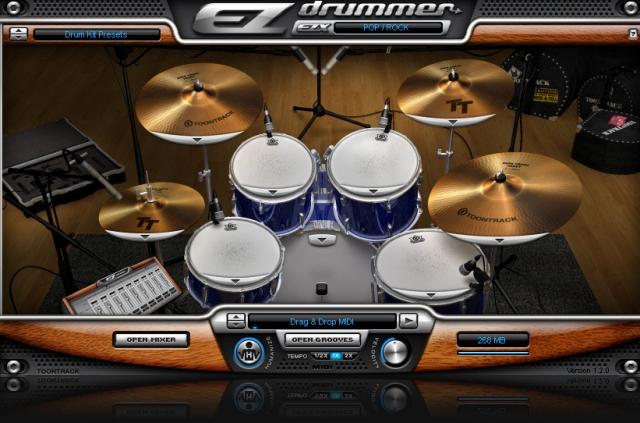 EZ Drummer