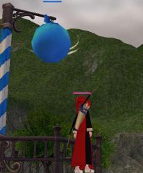 大きい風船